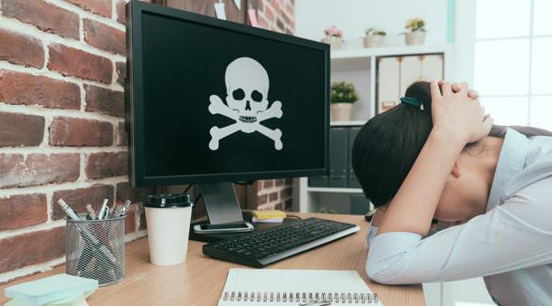 Entfernung von Viren und Trojanern